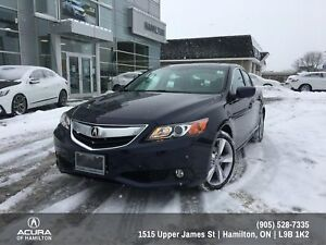 2014 Acura ILX PREMIUM PACKAGE- LOW KMS!