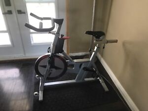 Schwinn Spin bike.  Highest quality for cheap!