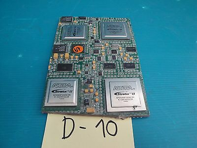 Altera Stratix Ii 2 X Ep2s60f1020c3n  2 X Ep2s180f1508c3n On Board