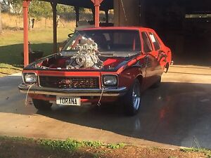 Blown Holden Torana Drag car Gympie Gympie Area Preview