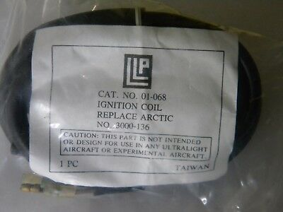 Arctic Cat Kawasaki Twin Cyl Free Air External Ignition Coil 3000-136 New 01-068
