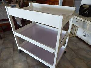 Growtime Change Table - White - Excellent Condition Theodore Tuggeranong Preview