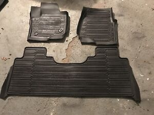 tapis style weathertech pour Ford F250-F450 2017-2019