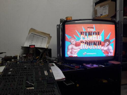 The Final Round    Konami    PCB ORIGINAL