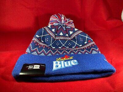 Limited Edition New Era  Labatt's Blue USA Hockey Hat.