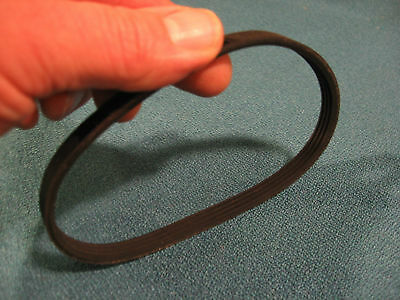 Drive Belt For Central Pneumatic Harbor Freight 62511 6 Gal Air Compressor Belt.
