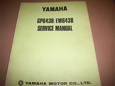 Vintage - Snowmobile Service Manual on