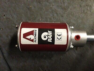 Alemite 9950-a1 Pneumatic Stationary Ram Grease Pump - New Open Box