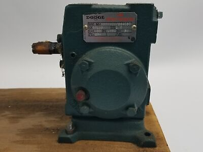 Reliance Multimount Right Angle Speed Reducer 438508cu264080 Wr12bk 0.33 Hp