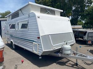 Roma Pop-Top IMMACULATE * Single Beds* Air Cond* Battery* New Tyres