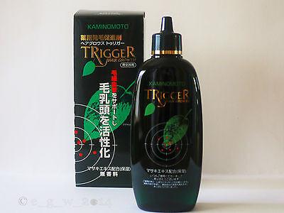 KAMINOMOTO TRIGGER 180mL Hair Regrowth Treatment Hair Growth No Fragrance