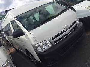 Toyota Hiace Commuter 2011 – 12Seat Van , 3.0L Turbo Diesel Auto Harris Park Parramatta Area Preview