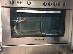 La Germania 90cm upright stove and oven Clayton South Kingston Area Preview