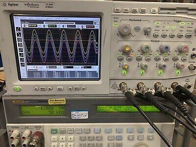 Agilent 54845a Infiniium Oscilloscope 4 Channels