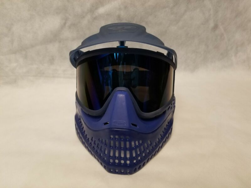 JT Paintball Mask IZE Blue Proflex / Spectre / Flex 7