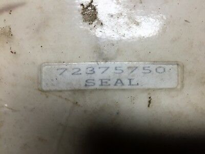 72375750 Bucyrus Erie Seal