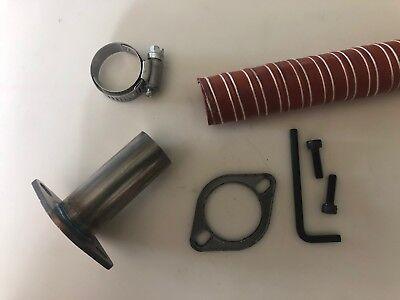 Genexhaust For Honda Eu6500is Eu7000is Inverter 1 Exhaust Extension 5 Foot