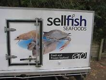 Mobile Seafood Business Port Stephens and Newcastle Region Corlette Port Stephens Area Preview