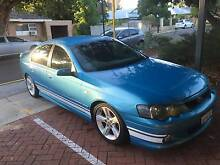 2005 Ford Falcon Sedan Shenton Park Nedlands Area Preview