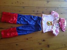Pirate Izzy costume Jake and the Neverland Pirates Avalon Pittwater Area Preview