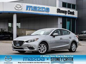 2015 Mazda Mazda3 GS Heated Seats Rear Cam Cruise B/T Alloy