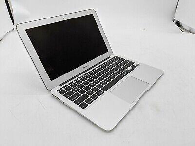 "Good Apple MacBook Air 11.6"" 2013 Intel Core i5 4th Gen 128GB SSD Mac OS -AS0959"