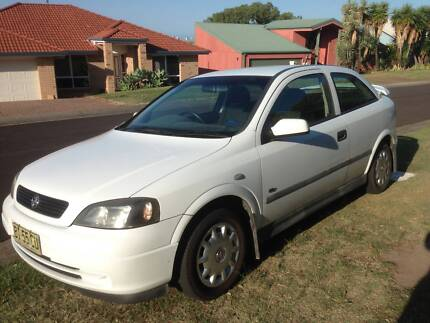 2001 Holden Astra Hatchback Tweed Heads West Tweed Heads Area Preview
