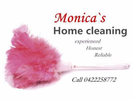 monica`s cleaning service