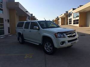 Holden Colorado Dual-Cab Ute 2008 Rouse Hill The Hills District Preview