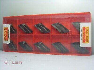 10 X Sandvik Knux 160410r12 4215 Indexable Inserts Carbide Inserts