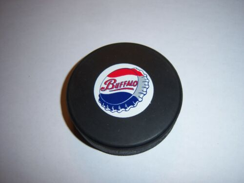 Buffalo Bisons collector puck