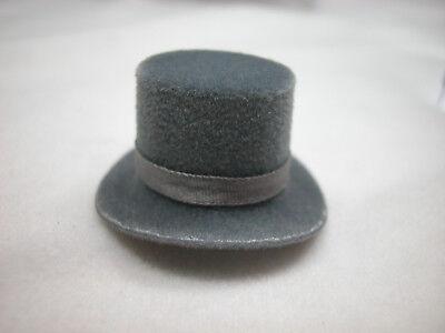 Heidi Ott  Dollhouse Miniature 1:12 Scale Men/'s TOP Hat  #XZ781 BR