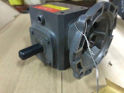 Boston Gear Reducer Drive F71020sb4g6d0r Input Hp .21