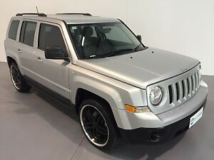 From $65 per week 2013 Jeep Patriot Sport 4x2 petrol auto Southport Gold Coast City Preview