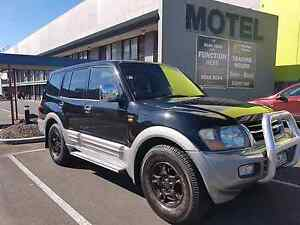 Pajero top of the range ,Duel fuel, long rejo Dandenong South Greater Dandenong Preview