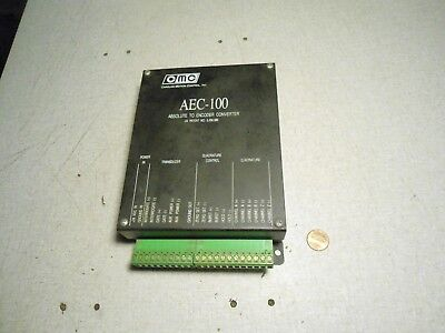 Cmc Aec-100 Absolute To Encoder Converter