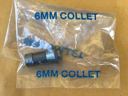Chicago-Pneumatic 872, 875 And 876 1/4 Die Grinder CP875 Replacement 6mm Collet