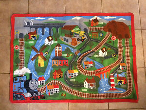 Thomas and Friends train mat/rug