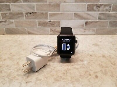 Apple Watch Series 3 38mm 42mm GPS Black Silver Gold Sport band