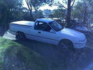 1996 Holden Commodore Ute Yass Yass Valley Preview