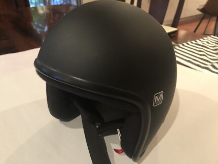 Open Face Helmet - Medium Sizing