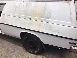 1978 Holden WINDOWLESS PANEL VAN - suit window INFILL or project Mount Lawley Stirling Area Preview