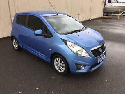 2013 HOLDEN BARINA SPARK  LOW KMS  MINT CONDITION WARRANTY APPLIC Kenwick Gosnells Area Preview