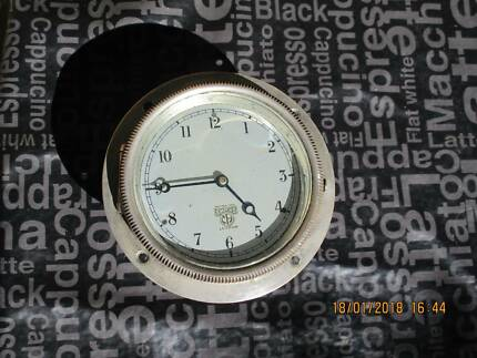 Old Smiths of London Car Clock