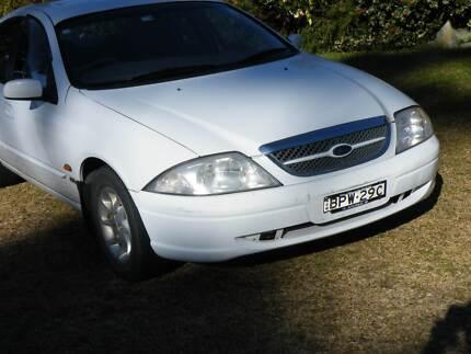 2000 Ford Fairmont Sedan Vincentia Shoalhaven Area Preview