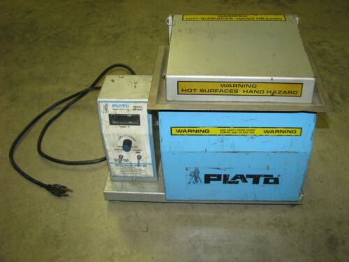 PLATO PRODUCTS SP-600T Solder Melting Pot 1000 watt 115 volt