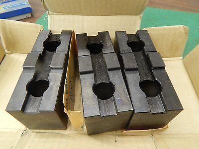 Schunk Tgh 10 Metal Lathe Chuck Soft Jaw Set Of Three