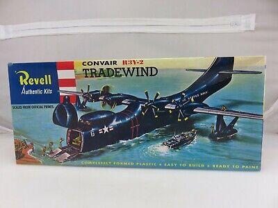 Revell CONVAIR R3Y-2 TRADEWIND 1/166 Scale Model Kit H-238:98 UNBUILT 1995