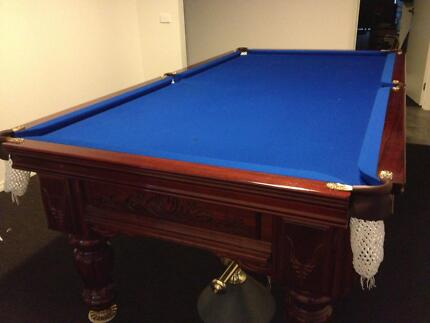 8ft Astra Billiard Table Cranbourne North Casey Area Preview