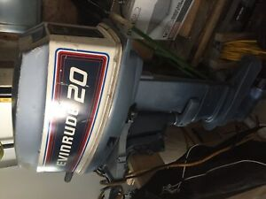 Evinrude 35hp | ⛵ Boats & Watercrafts for Sale in Ontario